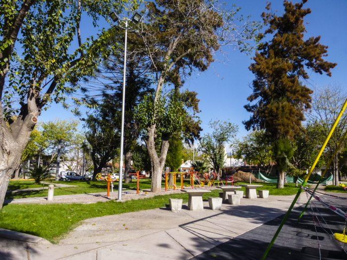 Punto seguro - Plaza Domingo Faustino Sarmiento (3)