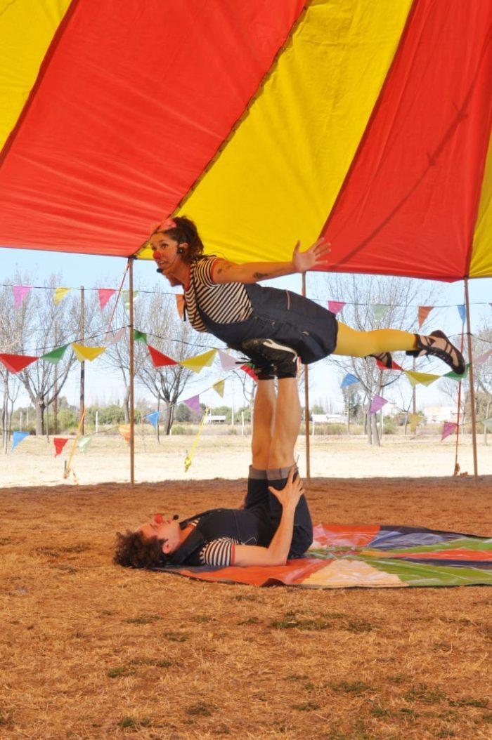 Circus Magenta 3