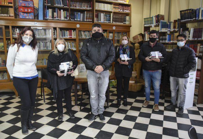 Día del Libro- biblioteca Almafuerte (1)