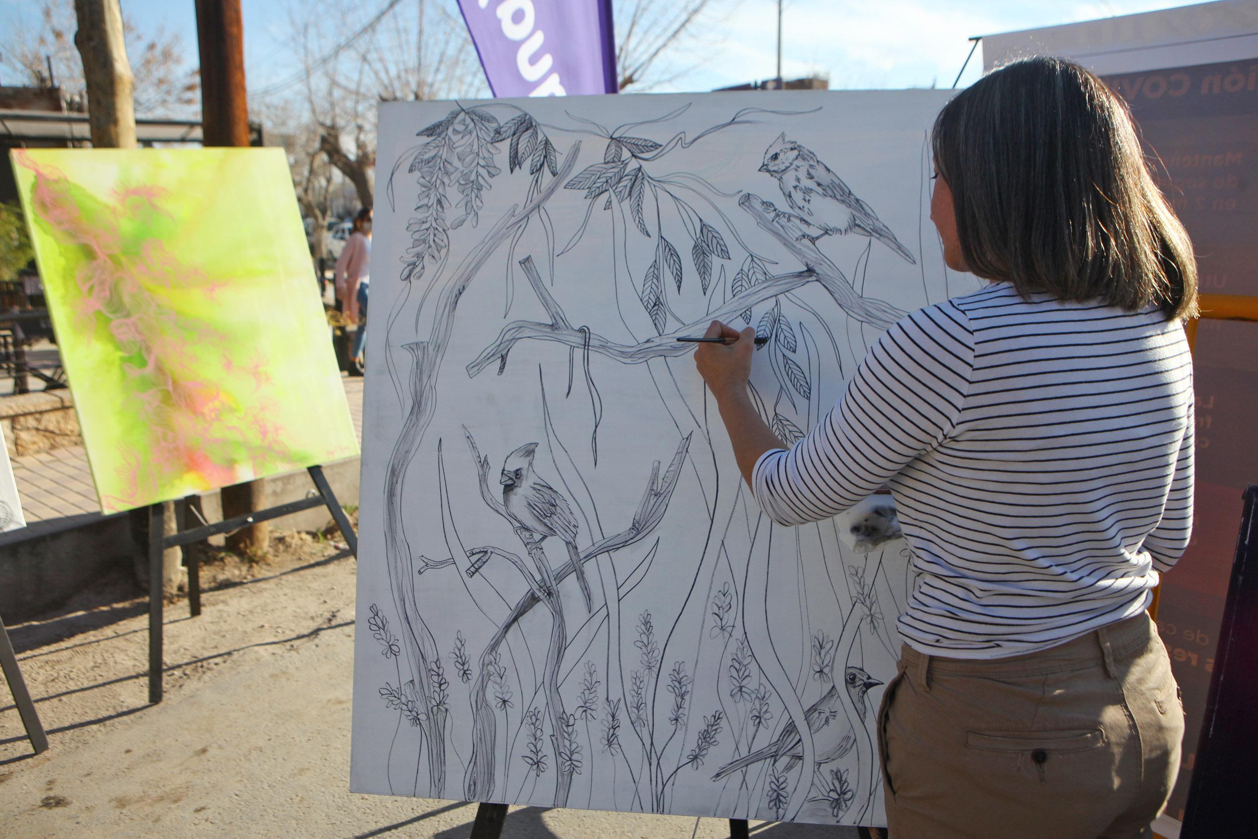 Paseo de Arte Los Corralitos. 1