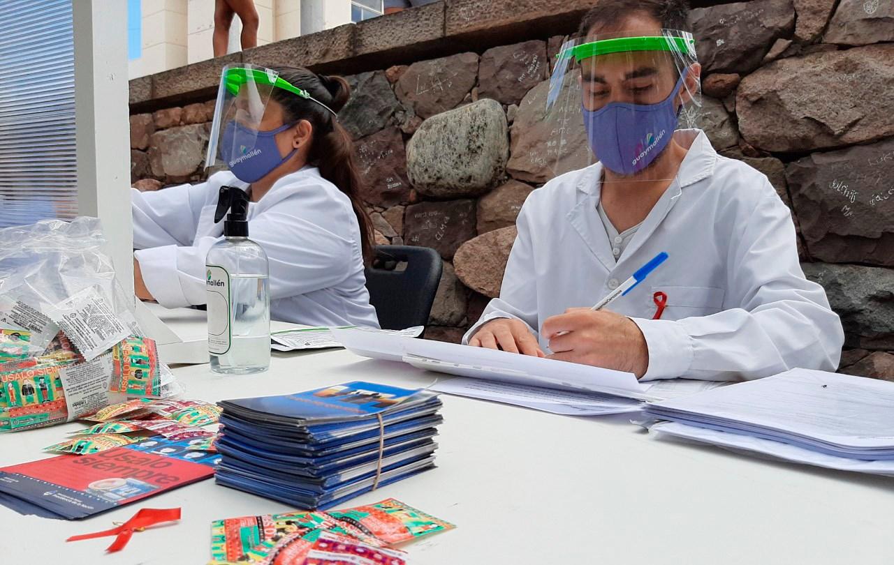Programa municipal para VIH 5