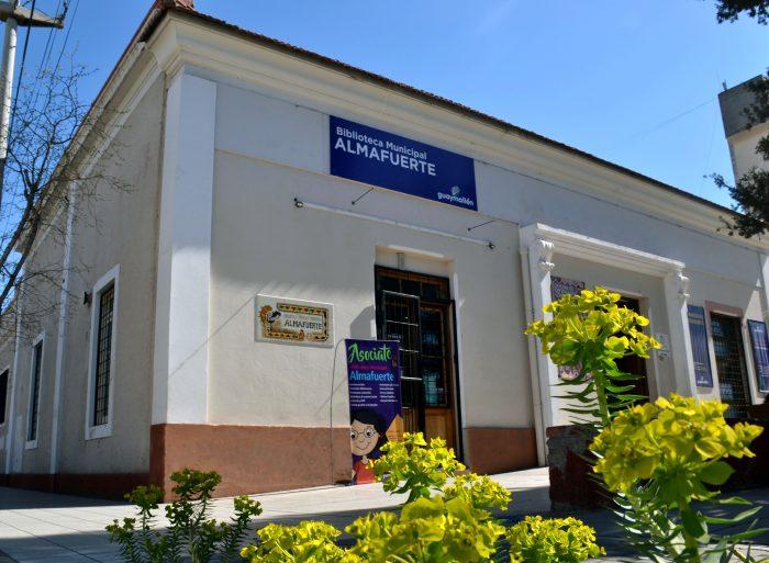 Aniversario Biblioteca Almafuerte (1)