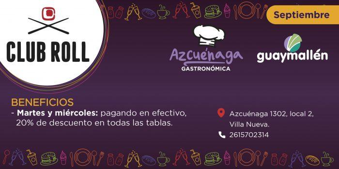 PLACA_azcuenaga_CLUBROLL