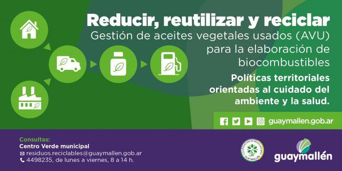 Gestión de aceites vegetales usados (1)