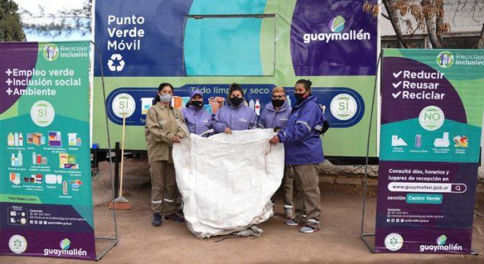 Guaymallén recicla (7)