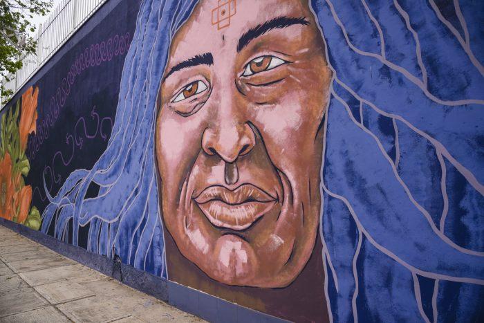 Mural Mujer originaria (5)