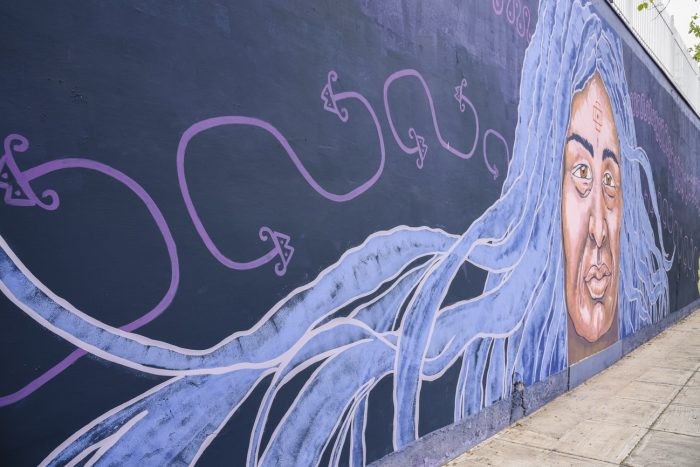 Mural Mujer originaria (6)