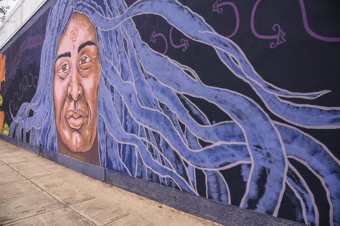 Mural Mujer originaria (8)