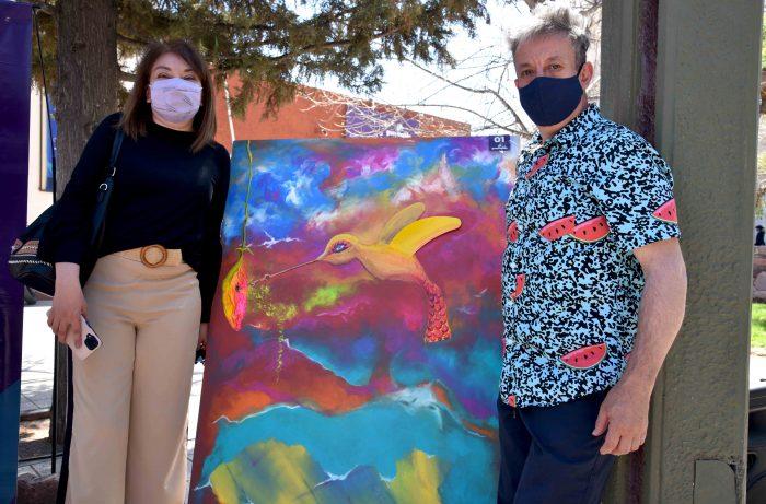 Obras de arte a centros de salud (1)