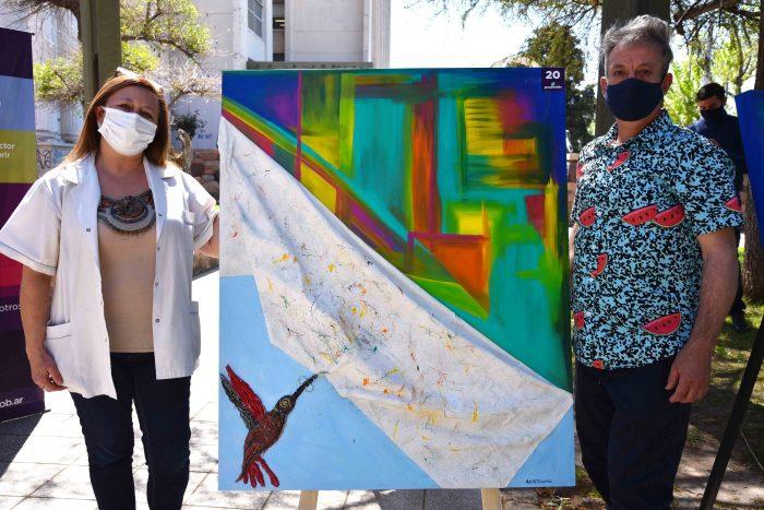 Obras de arte a centros de salud (10)