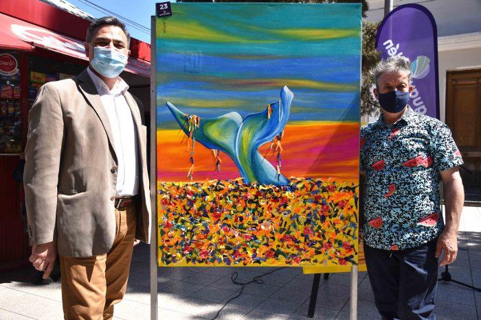 Obras de arte a centros de salud (11)