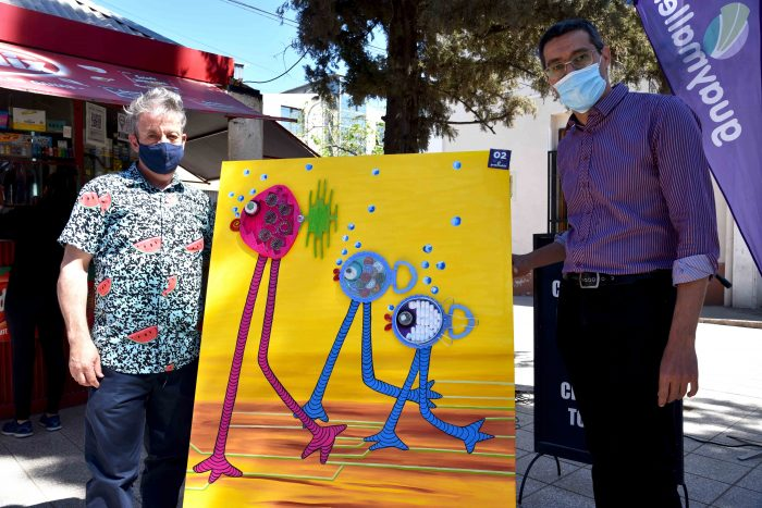 Obras de arte a centros de salud (16)