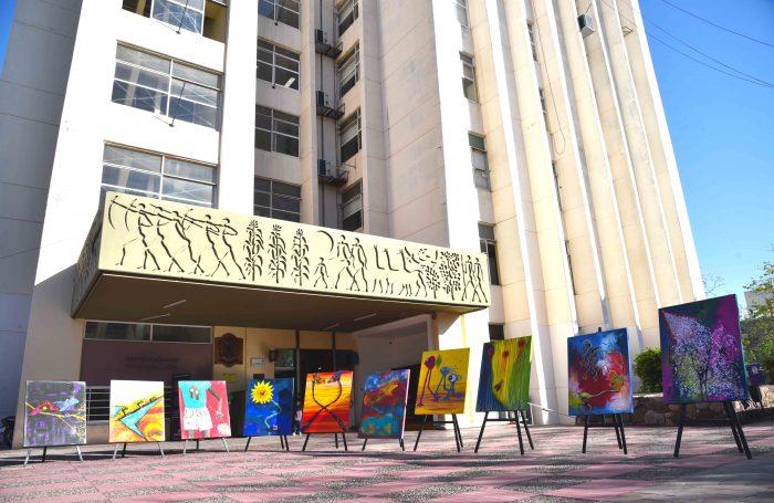 Obras de arte a centros de salud (26)