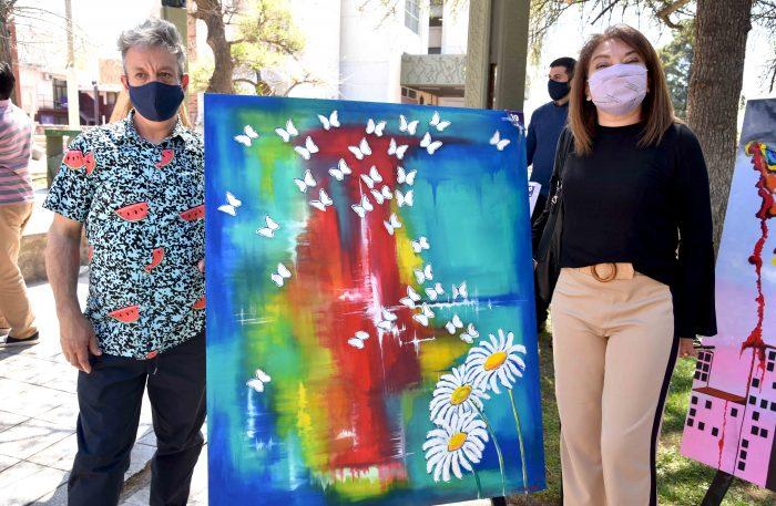 Obras de arte a centros de salud (3)