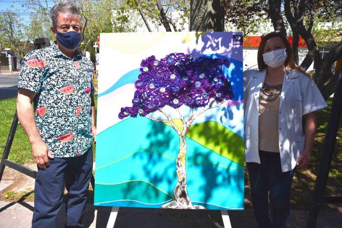 Obras de arte a centros de salud (6)