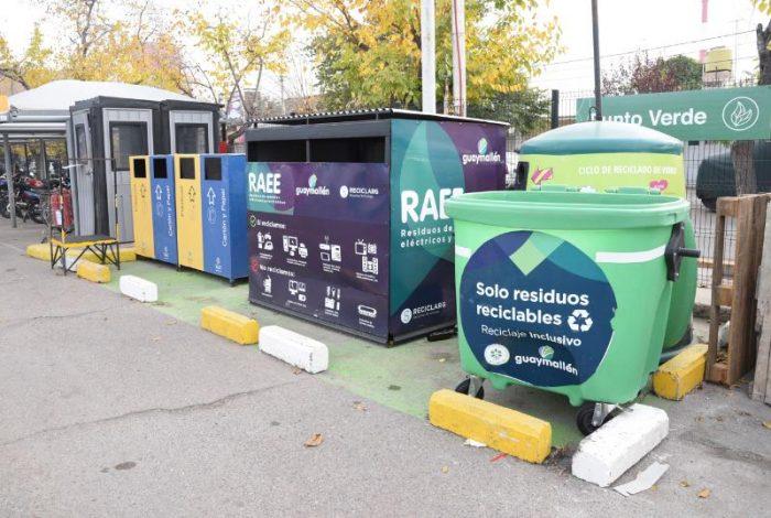 Reciclaje inclusivo - Mendoza Plaza Shopping