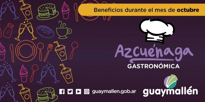 (1) Azcuénaga gastronómica- octubre
