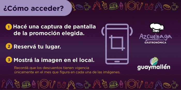 (2) Azcuénaga gastronómica- INSTRUCTIVO