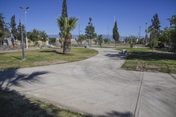 Plaza del barrio Santa Rita (2)